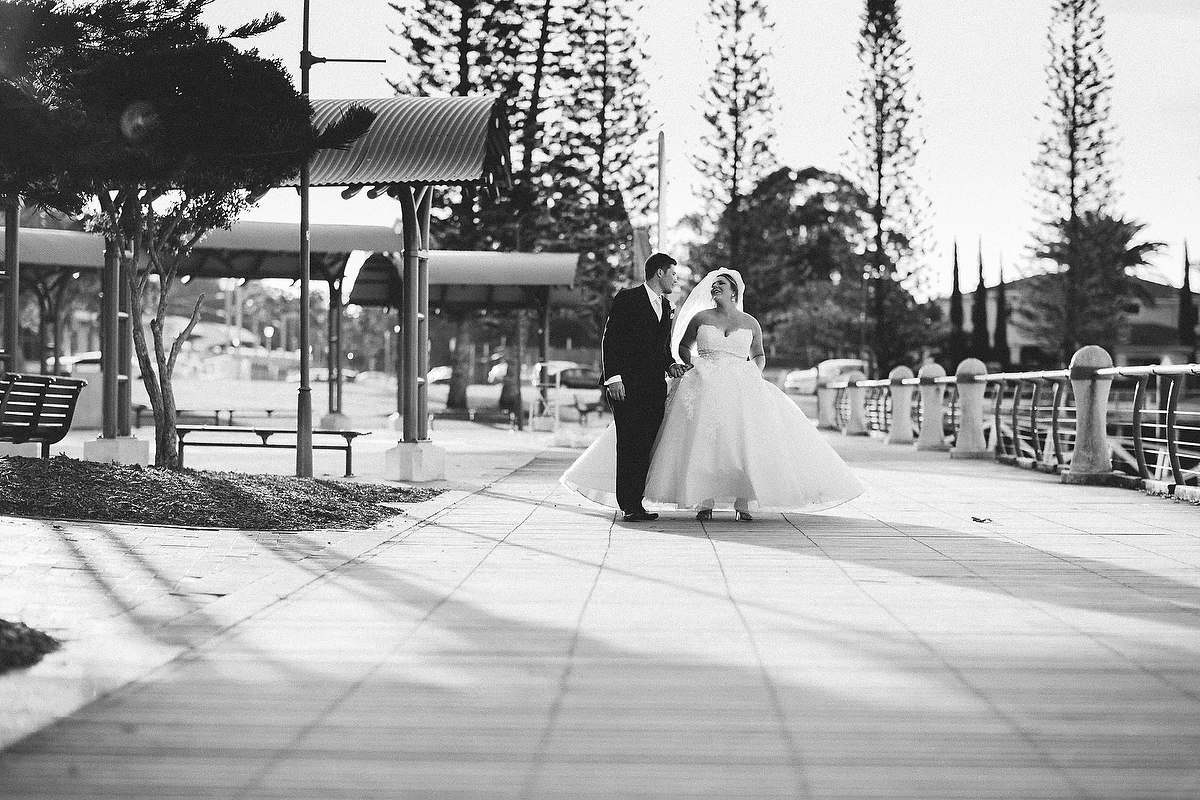 Jess & Ben's Wedding Story