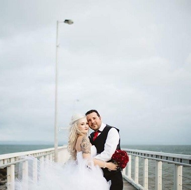 Cleveland Lighthouse Wedding